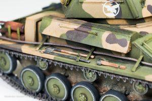 35117 SOVIET LIGHT TANK T-80. SPECIAL EDITION + Viacheslav  Sapient
