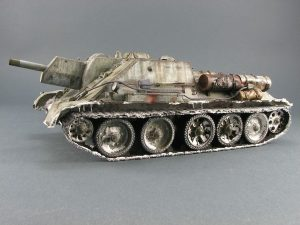 35181 SU-122 Early Production