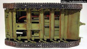 35140 Ya-12 SOVIET ARTILLERY TRACTOR Late Production + Marakar