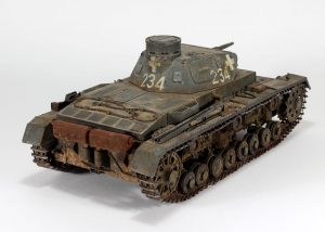 35162 Pz.Kpfw.III Ausf.B + Federico Collada