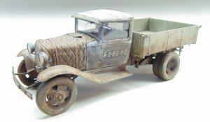 35124 GAZ-AA CARGO TRUCK 1.5t TRUCK. + Maxim Pedan