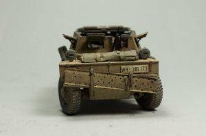 35067 DINGO Mk.1b British Scout Car + Aleksey Zemlyanskiy