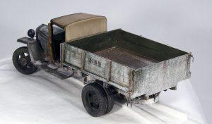 35130 GAZ-MM Mod.1941 1.5t CARGO TRUCK + Alexander Pedan