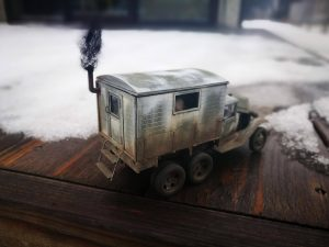 35183 GAZ-AAA w/Shelter + 35109 SOVIET SOLDIERS AT REST + Mindaugas Pekarskas