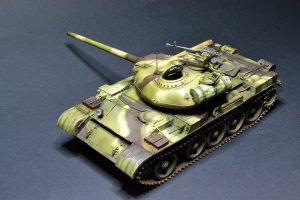 37003 T-54-1 SOVIET MEDIUM TANK. Interior Kit + Newhope