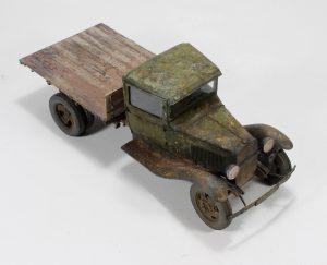 35124 GAZ-AA CARGO TRUCK 1.5t TRUCK + Federico Collada