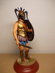 16012 SPARTAN HOPLITE. V CENTURY B.C. + Arek Maximus
