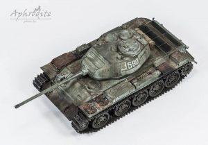 37002 T44M SOVIET MEDIUM TANK+ Aleksey Zikeev