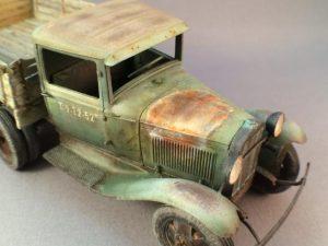 35127 GAZ-AAA CARGO TRUCK + Kevin Warren