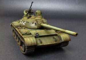 Photos 37017 T-54A Sowjetischer Medium Panzer