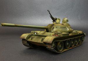 Photos 37017 T-54A SOVIET MEDIUM TANK