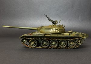 Photos 37017 T-54Aソビエト中戦車