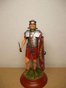 16005 ROMAN LEGIONARY. I CENTURY A.D. + Arek Maximus