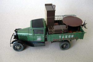 35124 GAZ-AA CARGO TRUCK+ 35548 Furniture Set+ Sergei