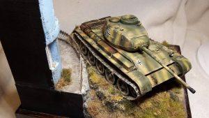 35193 T-44 SOVIET MEDIUM TANK + Marek Mika