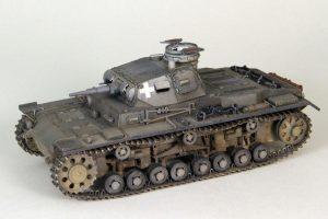 35166 Pz.Kpfw.III Ausf.С + Chetnik