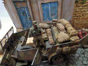35139 Kfz.70 MB 1500A GERMAN 4×4 CAR w/CREW + Martin Giangreco