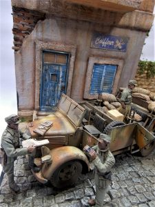 35139 Kfz.70 MB 1500A GERMAN 4×4 CAR w/CREW + Martin Giangreco