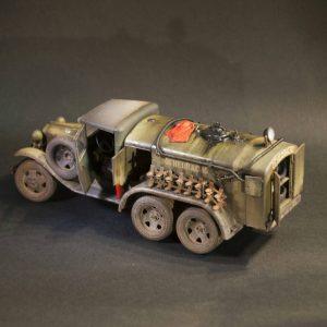 35158 BZ-38 REFUELLER Mod. 1939 + dislav