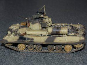 35096 BRITISH INFANTRY TANK Mk.III VALENTINE II w/CREW + Richard Nuttall