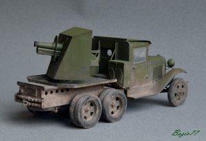 35127 GAZ-AAA CARGO TRUCK + Bozic77