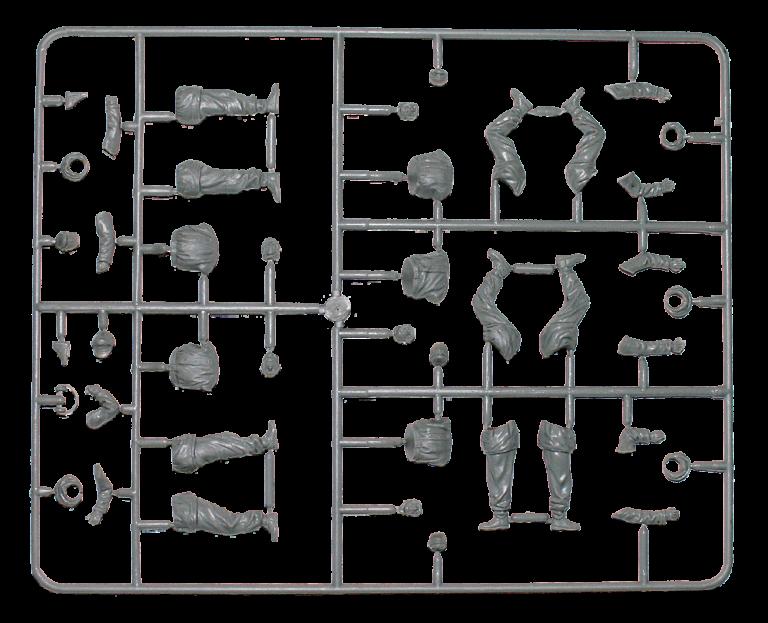 35249 Deutsche Panzerbesatzung ( Winter Uniform) Sonderedition.