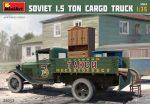 38013 苏联1.5吨运货卡车