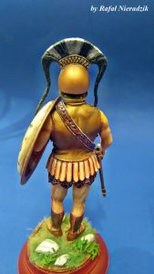 16012 SPARTAN HOPLITE V CENTURY B.C. + Rafal Nieradzik