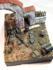 35129 USV-BR 76-mm GUN Mod.1941 w/ LIMBER AND CREW + Andrey Kalinin