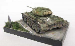 35193 T-44 SOVIET MEDIUM TANK + coldrabbit