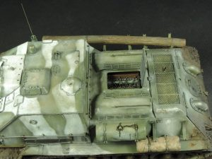 35175 SU-122 Initial Production. Interior Kit + Vanya Bulochnik