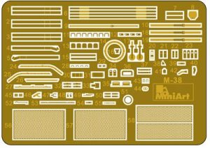 Content box 37017 T-54A SOVIET MEDIUM TANK
