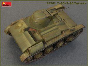Photos 35241 T-60 (с Башней от T-30) НАБОР С ИНТЕРЬЕРОМ
