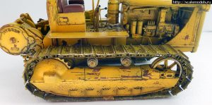 35225 U.S. TRACTOR w/Towing Winch & Crewmen + Marakar