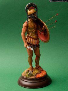 16012 SPARTAN HOPLITE V CENTURY B.C. + pacu
