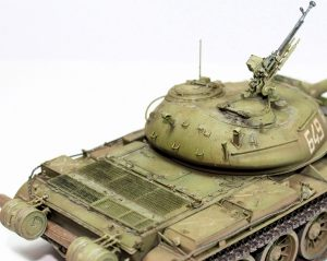 37012 T-54-2 SOVIET MEDIUM TANK. Mod 1949  + Paul Lee