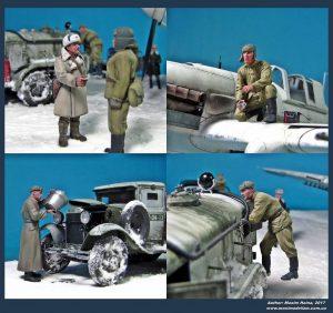 35145 BZ-38 REFUELLER + Maxim Goyna