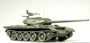 37014 T-54-1 SOVIET MEDIUM TANK Mod.1947 + Picasso