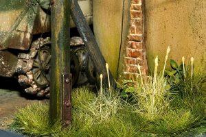 36034 FARM GATE WITH BASE + Olav Bellmann