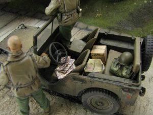 35014 U.S. TRUCK BANTAM 40 BRC w/CREW + Kamil Feliks Sztarbała