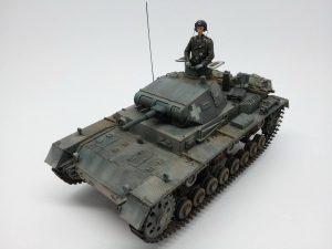 35162 Pz.Kpfw.III Ausf.B + Ivan Momcha Momcilovic