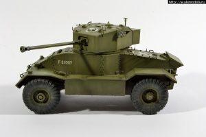 35159 AEC Mk.III ARMOURED CAR + Alex Rogozin