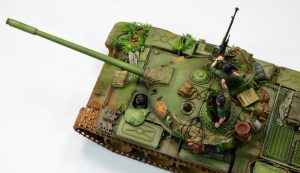 37019 T-54B EARLY PRODUCTION + Łukasz Orczyc-Musiałek