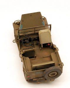 35014 U.S. TRUCK BANTAM 40 BRC w/CREW + Mark Natola