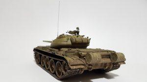 37012 T-54-2 SOVIET MEDIUM TANK. Mod 1949 + Sergey Drozdov