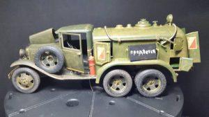 35145 BZ-38 REFUELLER + Paul Hawkes