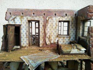 35004 POLISH CITY BUILDING + 35062 GERMAN SOLDIERS AT REST + 35192 GERMAN ARTILLERY CREW. SPECIAL EDITION + María Paz Sepúlveda Rojas