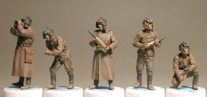 35037 SOVIET SELF-PROPELLED GUN CREW