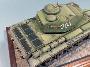 35193 T-44 SOVIET MEDIUM TANK + kust1974