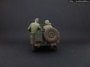 35049 SOVIET JEEP CREW + Gans1979